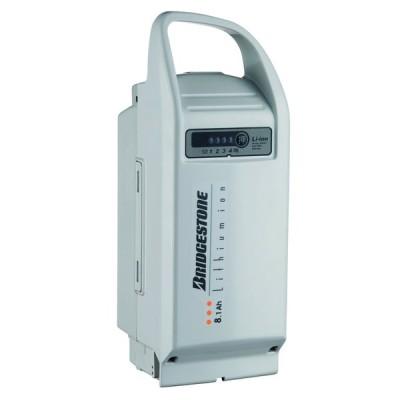 BRIDGESTONE(ブリヂストン) リチウムイオンバッテリー ホワイト F895089WH LI8.1N.D