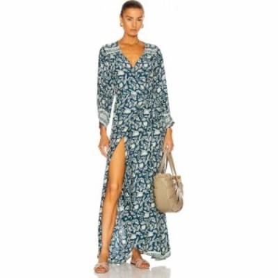 ナタリー マーティン Natalie Martin レディース ワンピース ワンピース・ドレス Kate Long Sleeve Dress Silhouette Shallows