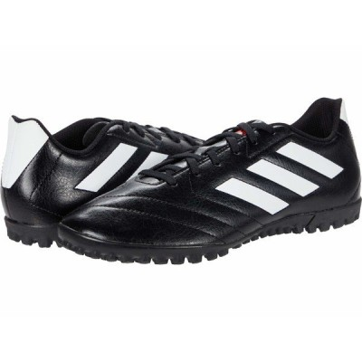 アディダス スニーカー シューズ メンズ Goletto VII Tf Core Black/Footwear White/Red