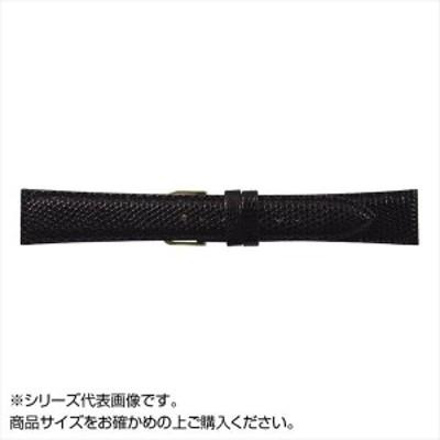 時計バンド CMトカゲ 17mm ブラック (美錠:金) TM-A17 ▼場面に合わせて、スタイリッシュにベルト交換