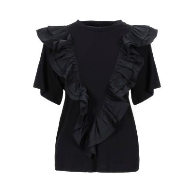 マニラ グレース MANILA GRACE T シャツ ブラック XS コットン 100% / ポリエステル T シャツ