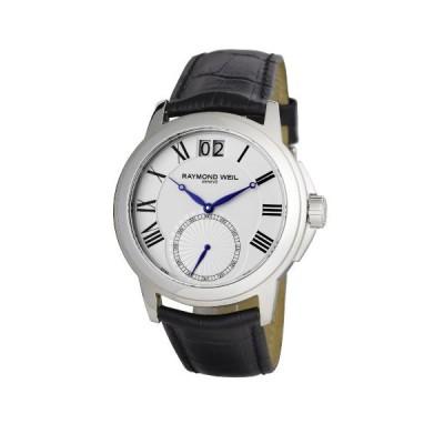 日本未発売Raymond Weil (レイモンドウィル) Men's 9578-STC-00300 Tradition White Roman Num