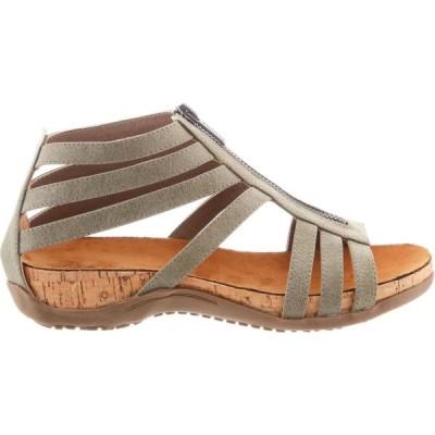 ベアパウ BEARPAW レディース サンダル・ミュール シューズ・靴 Layla Sandals Gray