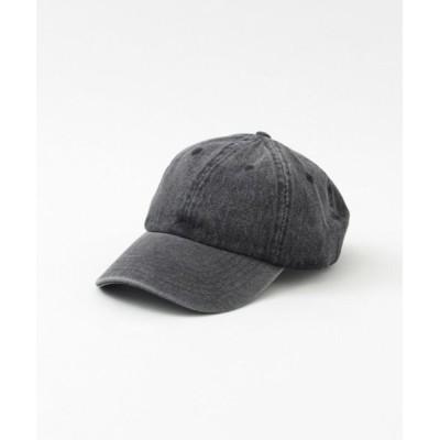 Sonny Label/サニーレーベル NEWHATTAN CAP ブラックデニム one