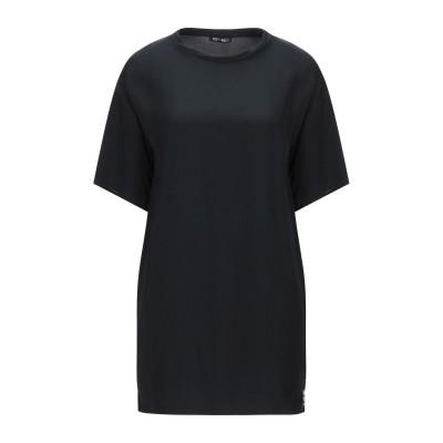 MY T-SHIRT T シャツ ブラック S ポリエステル 100% T シャツ