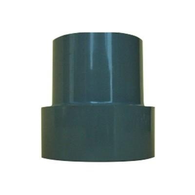 DV異径ソケットIN(VU管用) 50mmX40mm