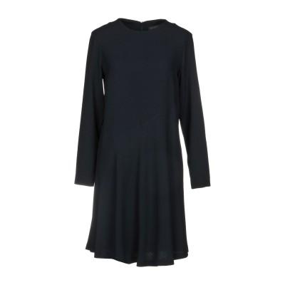 ANTONELLI ミニワンピース&ドレス ダークブルー 38 55% レーヨン 45% アセテート ミニワンピース&ドレス