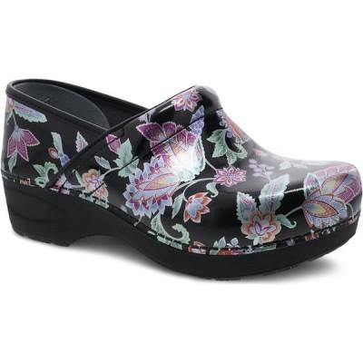 ダンスコ DANSKO レディース クロッグ シューズ・靴 XP 2.0 Clog Paisley Floral