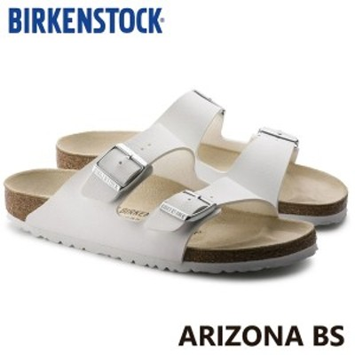 ビルケンシュトック(BIRKENSTOCK) アリゾナ BS(ARIZONA BS/White) ナローフィット/サンダル/女性/靴/レディース [CC]