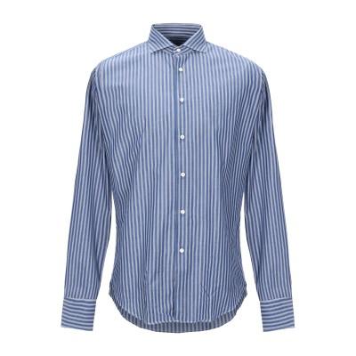 ブライアン デールズ BRIAN DALES シャツ ブルー 41 コットン 100% シャツ