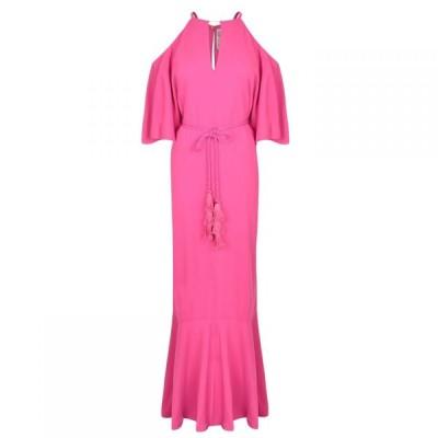 レイチェル ゾー RACHEL ZOE レディース パーティードレス ワンピース・ドレス Capri Tassel Gown Zinnia