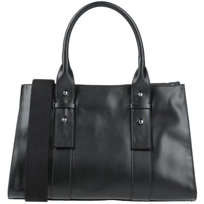 INNUE' ハンドバッグ ブラック 革 100% ハンドバッグ