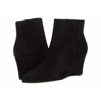 Nine West ナインウエスト レディース 女性用 シューズ 靴 ブーツ アンクル ショートブーツ Carter Black【送料無料】