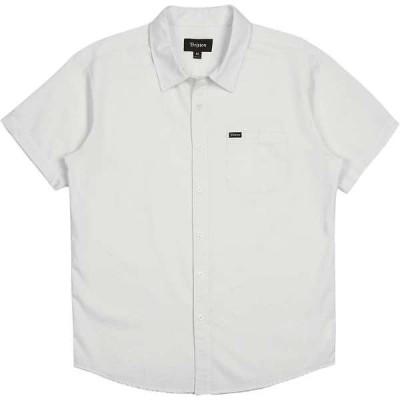 ブリクストン メンズ シャツ トップス Brixton Men's Charter Oxford SS Shirt