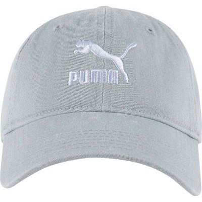 プーマ PUMA メンズ キャップ 帽子 Archive Adjustable Dad Cap Light Grey