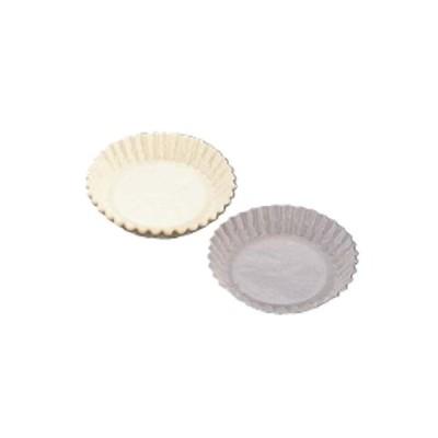 タルトレット用 敷紙(グラシン紙50枚入) 小用/業務用/新品