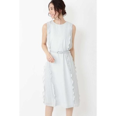 JILLSTUART / ジルスチュアート ◆《Endy ROBE》エレナサイドプリーツドレス