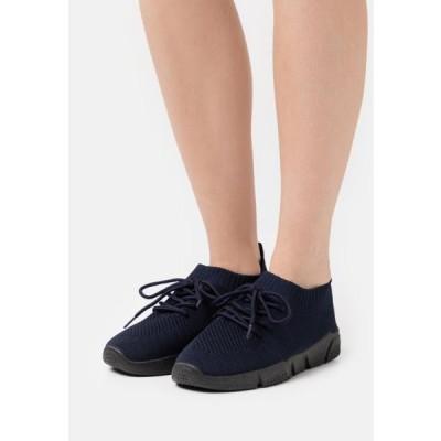 アンナフィールド レディース 靴 シューズ Trainers - dark blue