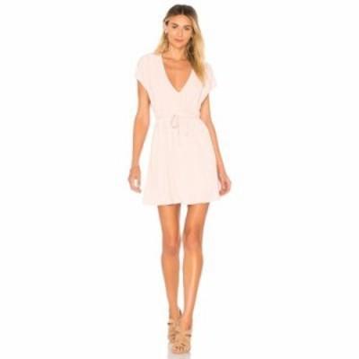 ハウスオブハーロウ1960 ワンピース x REVOLVE Charlet Dress Rose Pink