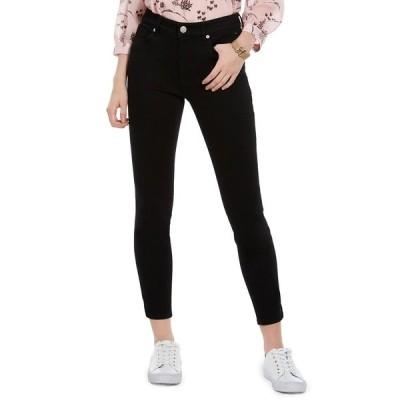 トミー ヒルフィガー デニムパンツ ボトムス レディース Ankle Skinny Jeans Black