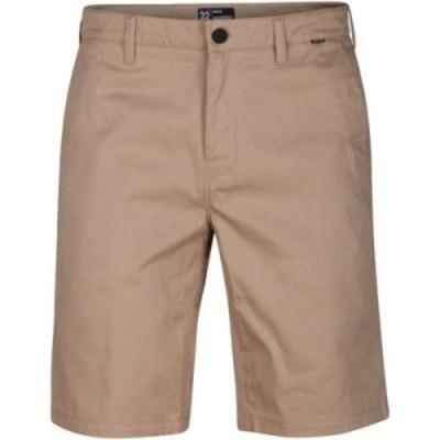 ハーレー ショートパンツ Icon Chino 21in Shorts Khaki
