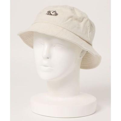 帽子 ハット FRUIT OF THE LOOM/フルーツオブ ザ ルーム LOGO PIGMENT BUCKET HAT