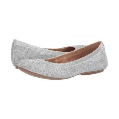 Bandolino バンドーリノ レディース 女性用 シューズ 靴 フラット Edition - Silver Glamour