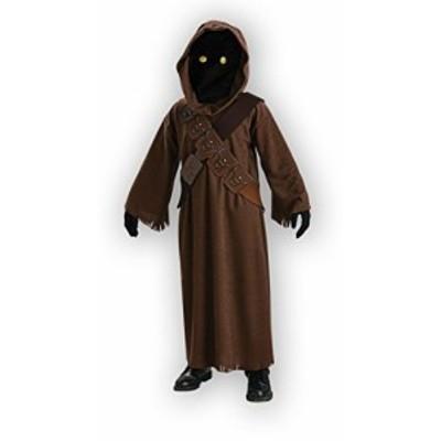 ハロウィン 衣装 コスチューム 「スターウォーズ」 ジャワ 子ども用 コスチ(未使用の新古品)