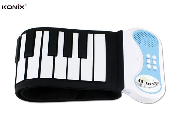 電子琴 49鍵 手捲鋼琴 PN49 迷你鋼琴 小鋼琴 -小叮噹的店