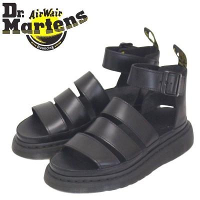 Dr.Martens (ドクターマーチン) WMS 24477001 CLARISSA II クラリッサ レディース レザーサンダル BLACK