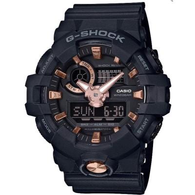 男性用 腕時計 CASIO G-SHOCK 海外モデル アナデジコンビ