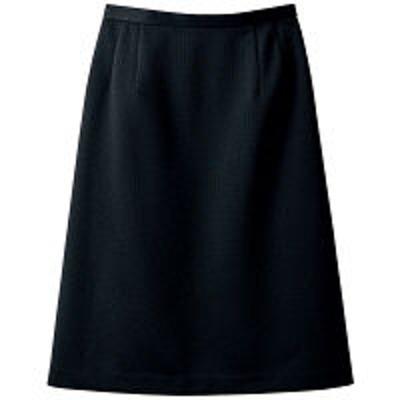 セロリーセロリー(Selery) スカート ブラック 17号 S-15770 1着(直送品)