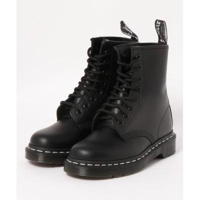 TSURUYA / 《Dr.Martens》1460 WHITE STITCH 8EYE BOOT ドクターマーチン 1460 ホワイト ステッチ エイトホール ブーツ MEN シューズ > ブーツ