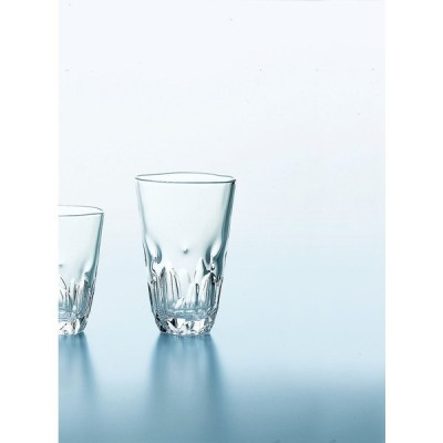 東洋佐々木ガラス 本格焼酎道楽 えくぼ ロングタンブラー 焼酎グラス 490ml P-33101HS-JAN