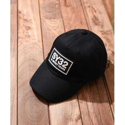 【レアリゼ】 TWILL CAP(SY WAPPEN) ユニセックス ブラック FREE realize
