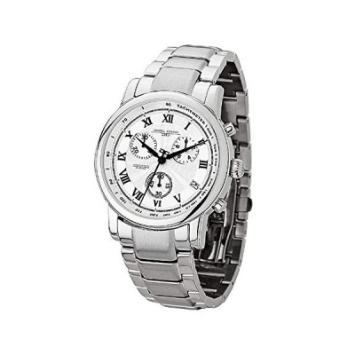 Jorg Gray JG7200-15 - Men's Swiss Chronograph Watch, Date Display, Sapphire Crystal, Stainless Steel Bracelet 並行輸入品