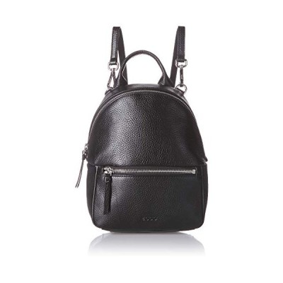 ECCO Women's SP 3 Mini Backpack, Black, One Size 並行輸入品