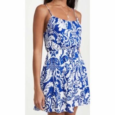 アリス アンド オリビア alice + olivia レディース ワンピース ワンピース・ドレス Cheyla Dress Roman Holiday Blue Eyes