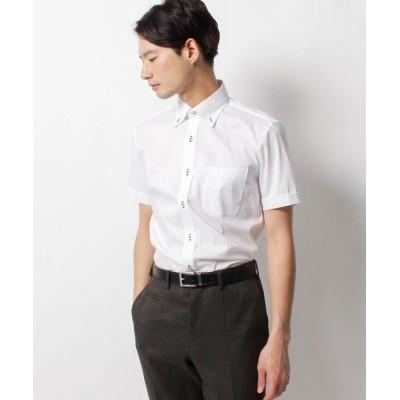 THE SHOP TK(Men)(ザ ショップ ティーケー(メンズ)) ストレッチボタンダウンシャツ