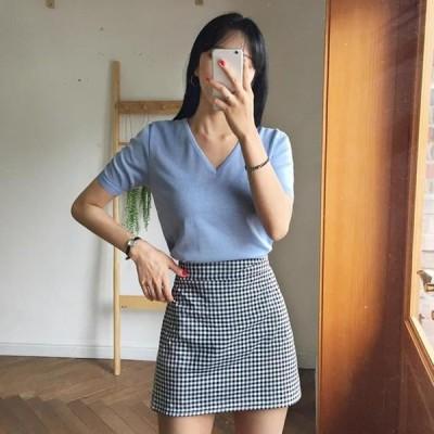ENVYLOOK レディース ニット/セーター Tart V-Neck Knitwear