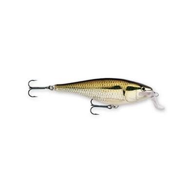 Rapala Super Shad Rap 14 Fishing lure, 5.5-Inch, Gold Shiner
