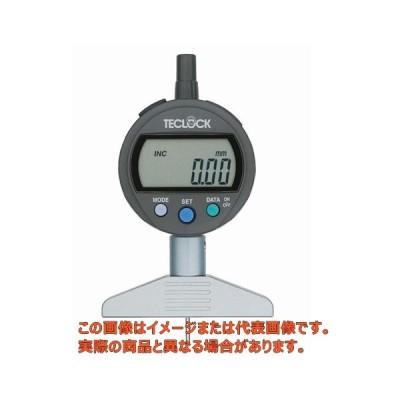 デジタルデプスゲージ【DMD-211J テクロック】