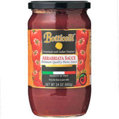 ボッティチェッリ成城石井直輸入 ボッティチェッリ パスタソース アラビアータ 680g 1個 イタリア産トマト100% 保存料添加物等不使用