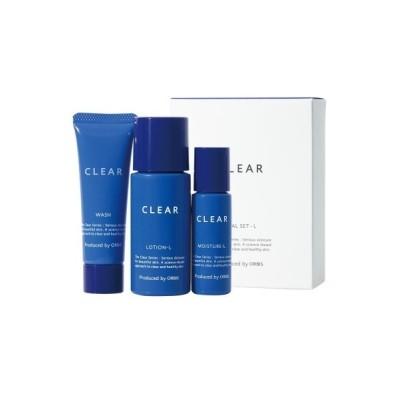 ORBIS(オルビス) クリアトライアルセット L(さっぱりタイプ)(洗顔料・化粧水・保湿液)