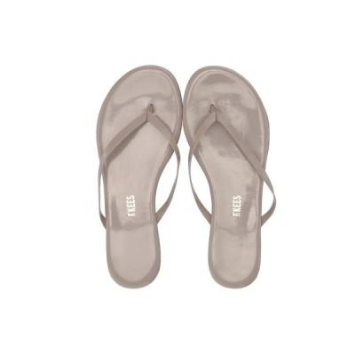 ティキーズ TKEES レディース ビーチサンダル シューズ・靴 Glosses Custard
