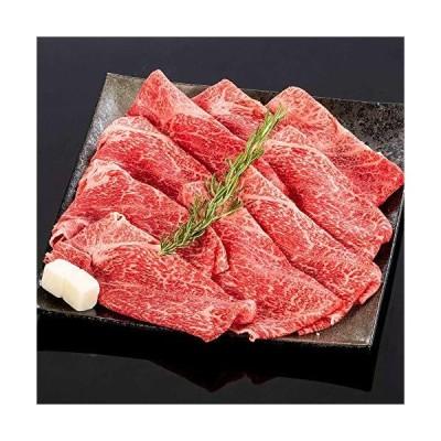 ミートファクトリー 熊野牛 すき焼き 極上 肩 500g (約4〜5人前) 和歌山 国産 和牛 薄切り