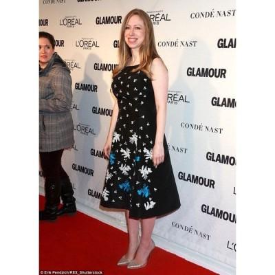 ワンピース オスカーデラレンタ Oscar de la Renta Black  SILK FAILLE DRESS w Floral Embroidery 0 2