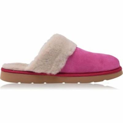 ソウルカル SoulCal レディース スリッパ シューズ・靴 Mule Slippers Baby Pink