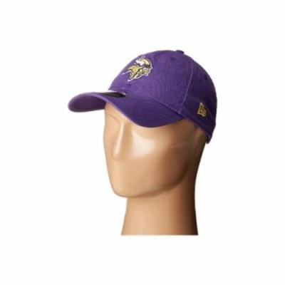 ニューエラ キャップ Minnesota Vikings 9TWENTY Core Purple