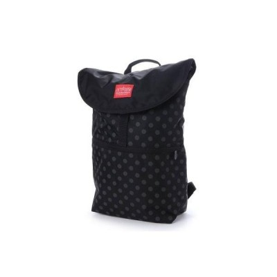 マンハッタンポーテージ Manhattan Portage Dot Print Jefferson Market Garden Backpack (B